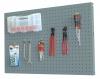 Kit Panelclick 900x600 Gris + 8 Hook