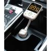 Transmisor Fm Con Tecnología Bluetooth 1537bt Blanco