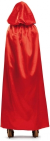 My Other Me Me-201957 Capa Chica Mujer, Color Rojo, Talla Única (viving Costumes 201957)