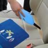 Aspirador Mini Para Coche Azul