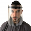 Pantalla De Protección Facial Abatible Completa Pack 10 Unidades