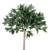 Outsunny® Olivo Artificial 90cm Planta Sintética Decorativa