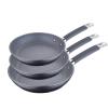 San Ignacio - Set De Sartenes Masterpro 20 / 24+wok 28 Cms