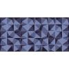 Flooralia - Alfombra Vinilica Moderna, 97x48cm, Azul