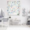 Estor Translúcido Digital Infantil Art Print - Estampado  Colores -  140x250 Cm