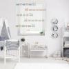 Estor Translúcido Digital Infantil Art Print - Estampado  Trenes -  110x250cm