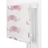Homeflex - Estor Digital Infantil Elefantes, Enrollable,  130x180 Cm