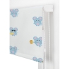 Homeflex - Estor Digital Infantil Ratones, Enrollable,  150x250 Cm