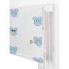 Homeflex - Estor Digital Infantil Ratones, Enrollable,  180x180 Cm