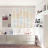 Homeflex - Estor Digital Cocina Art Print, Carrots, 110x180cm