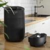 Deshumidificador Bigdry 3000 Purelight Black, Depósito 1l, Deshumidificación 750ml/día, 3 Procesos De Filtración, Potencia 45w,