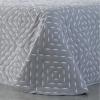 Colcha De Verano Suances Gris - Reversible Cama De 180