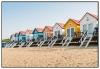 Panorama® Póster Cabañas Playa 70 X 50 Cm | Láminas Decorativas Pared | Impreso En Póster De Alta Calidad De 250gr | Cuadros Paisajes | Póster Naturaleza | Cuadros Decoración Salón Y Dormitorio
