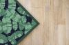 Panorama Alfombra Vinílica Hojas Platanero 80 X 250 Cm - Alfombra Cocina Vinilo - Alfombra Salón Antideslizante, Antihongos E Ignífuga - Alfombras Grandes - Alfombras Pvc