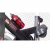 Bicicleta Spinning Estática Mg-400 Negra. Silenciosa