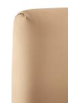 Bruselas Polipiel Cabecero De Cama Tapizado Para Camas De 90 Y 105 (115 X 57 Cm) Polipiel Beige