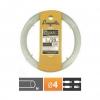 Guía Pasacables Nylon 15 Metros 4mm Color Natural Anguila 12004015