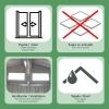 Caseta Metálica Coventry - 9,66 M² Ext. - Kis12993 - Gardiun