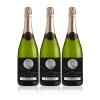 Ladrón De Lunas Cava Bisila Brut Ecológico. Cava De La Comunidad Valenciana. 50% Macabeo, 50% Chardonnay. Pack De 3 Botellas