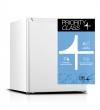 Frigorífico Compacto Una Puerta Sauber Sftt-51 - Eficiencia Energética: A+ - 51 X 44 Cm - Color Blanco
