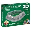 Puzzle 3d Estadio Martínez Valero