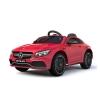 Mercedes C63 Con Licencia Rojo - Coche Eléctrico Infantil Para Niños Batería 12v Con Mando Control Remoto