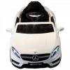 Mercedes Gla Teledirigido Blanco - Coche Eléctrico Infantil Para Niños Batería 12v Con Mando Control Remoto