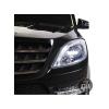 Mercedes Ml350 Licenciado Batería 12v Negro - Coche Eléctrico Infantil Para Niños Batería 12v Con Mando Control Remoto