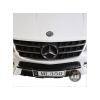 Mercedes Ml350 Licenciado Batería 12v Blanco - Coche Eléctrico Infantil Para Niños Batería 12v Con Mando Control Remoto