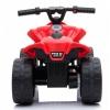 Quad Ataa Little Rojo - Moto Eléctrica Infantil De Batería Para Niños