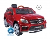 Mercedes Gl63 12v Mp4 Rojo Metalizado Versión Super Luxe