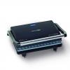 Healthy Grill - Potencia 700w - Apertura 180º - Acero Inoxidable - Tirador Con Tacto Frío - Universal Blue