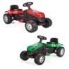 Correpasillos Con Pedales Tractor Rojo