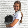 Portador De Mascotas Pocket Canvas 7 Kg Gris Lona 3027 4lazylegs