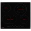 Placa Vitrocerámica 4 Quemadores Control Táctil 6600 W Vidaxl