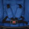 Vidaxl Sillita De Paseo 102x52x100 Cm Azul