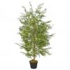 Vidaxl Planta Artificial Árbol Ciprés Con Macetero 120 Cm Verde