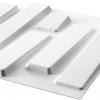 Wallart Paneles De Pared 3d 24 Unidades Ga-wa02 Diseño Ladrillos