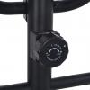 Bicicleta Elíptica Con Pulsómetro Vidaxl