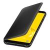 Samsung Wallet Cover Samsung Galaxy J6 Funda Oficial Billetera Negra