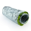 Tubo Flexible Aislado Para Aire Acondicionado Y Climatizacion. Aluminio Ø254