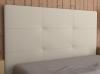 La Web Del Colchon -cabecero Tapizado Atenas Para Cama De 180 (190 X 120 Cms) Beige Claro Textil Suave