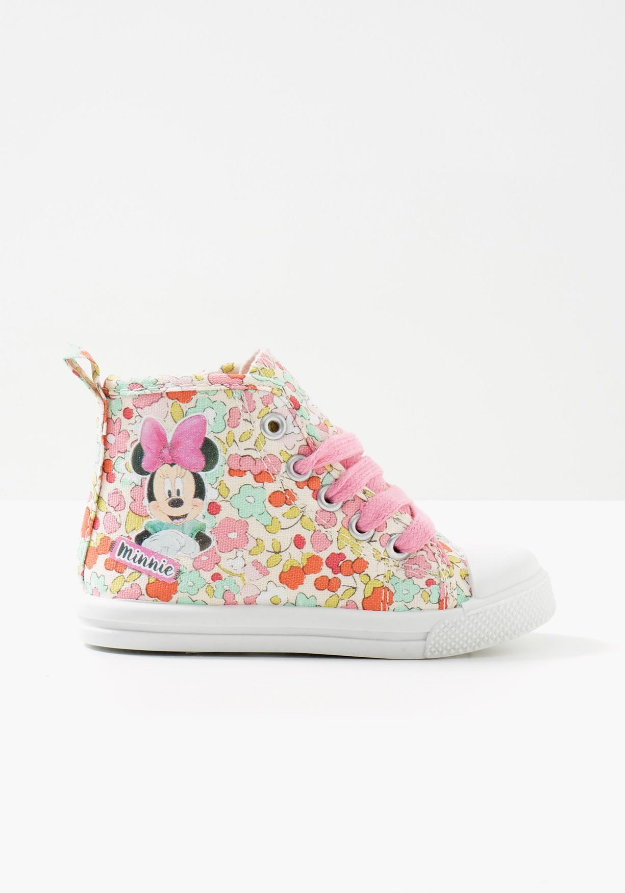 e0454c0a1 Comprar Zapatillas de lona Minnie de DISNEY (Tallas 20 a 30 ...