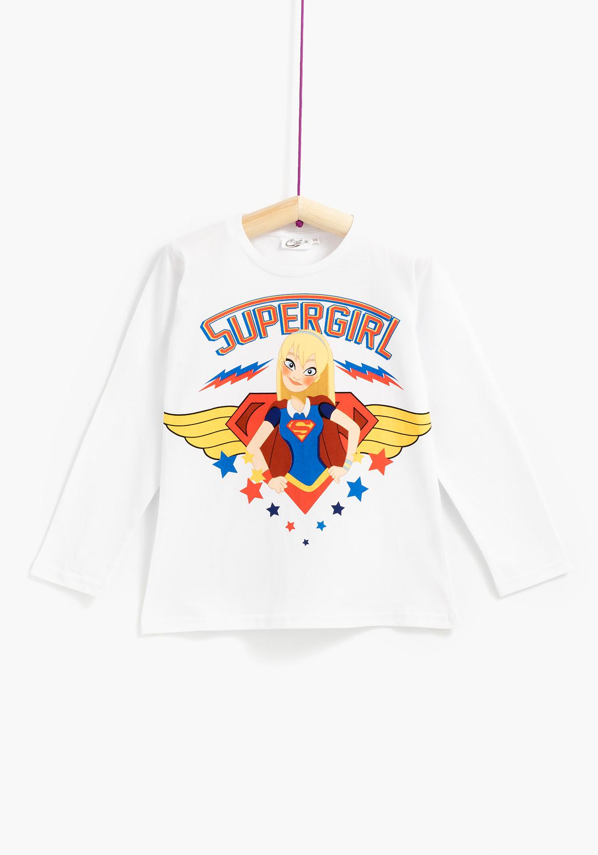 Camiseta manga larga Supergirl de WARNER