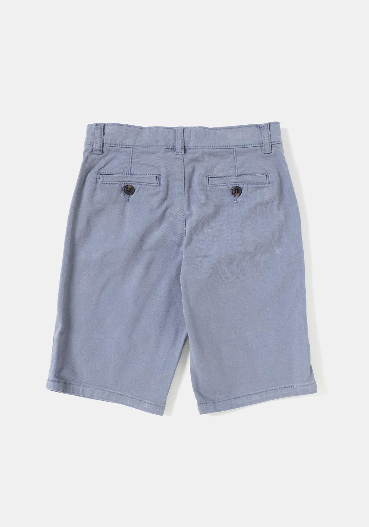 Pantalón bermuda stretch TEX