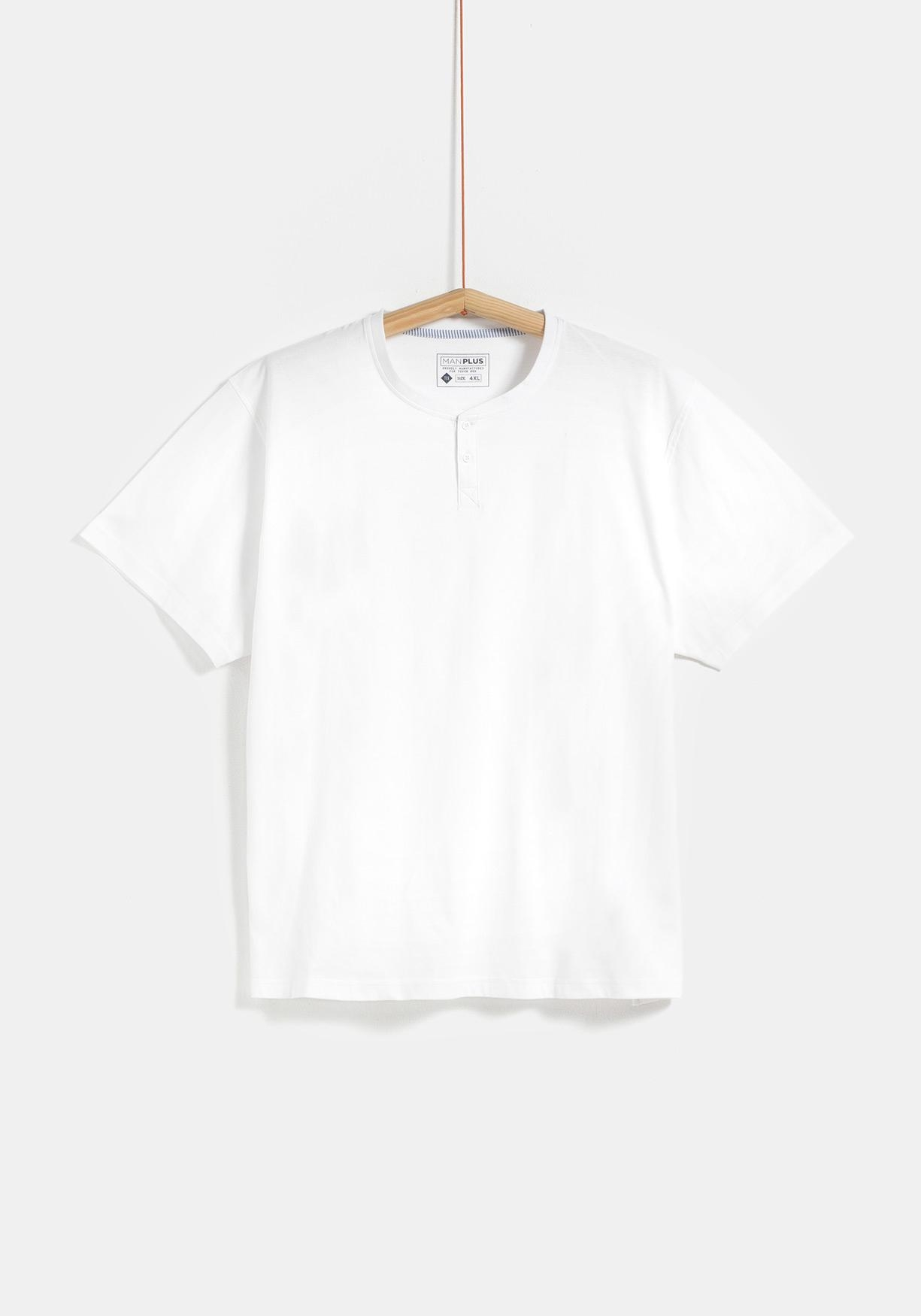 823e6c0b07f Comprar Camiseta de manga corta Tallas Grandes TEX. ¡Aprovéchate de ...