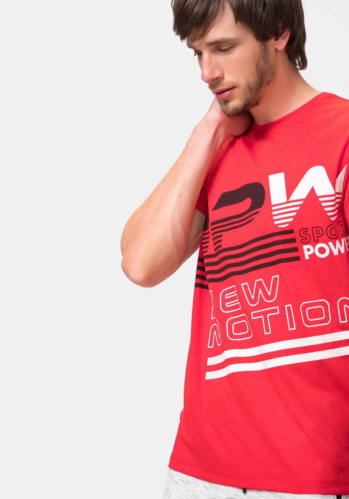 260c70b277 Comprar Camiseta de deporte estampada TEX. ¡Aprovéchate de nuestros ...