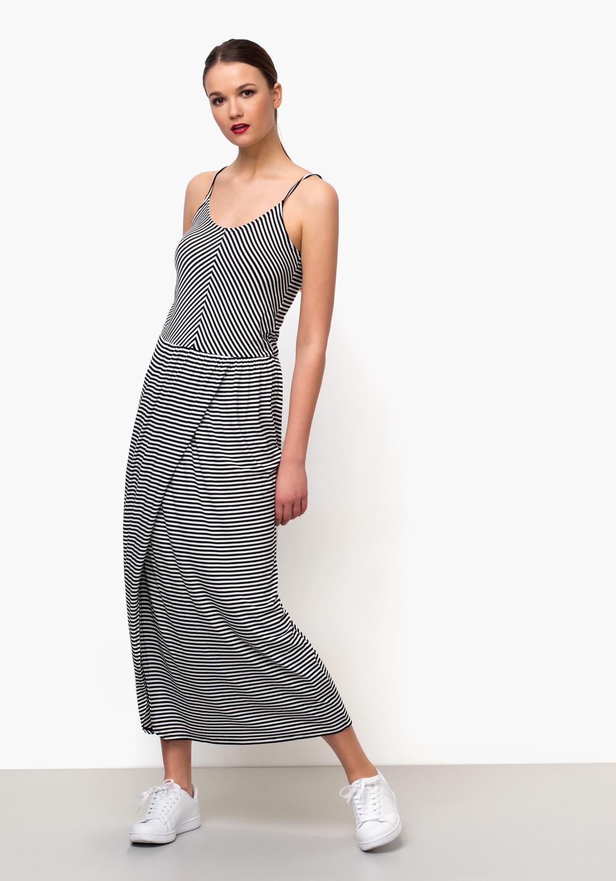 Comprar Vestido playa de mujer largo con tirantes TEX. ¡Aprovéchate ... 95e781d7fe16