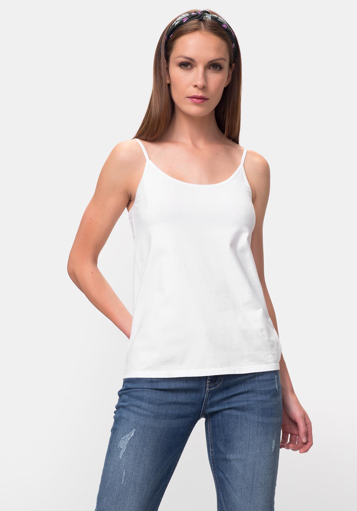 8b857eb8c Comprar Camiseta lisa de tirantes. ¡Aprovéchate de nuestros precios ...