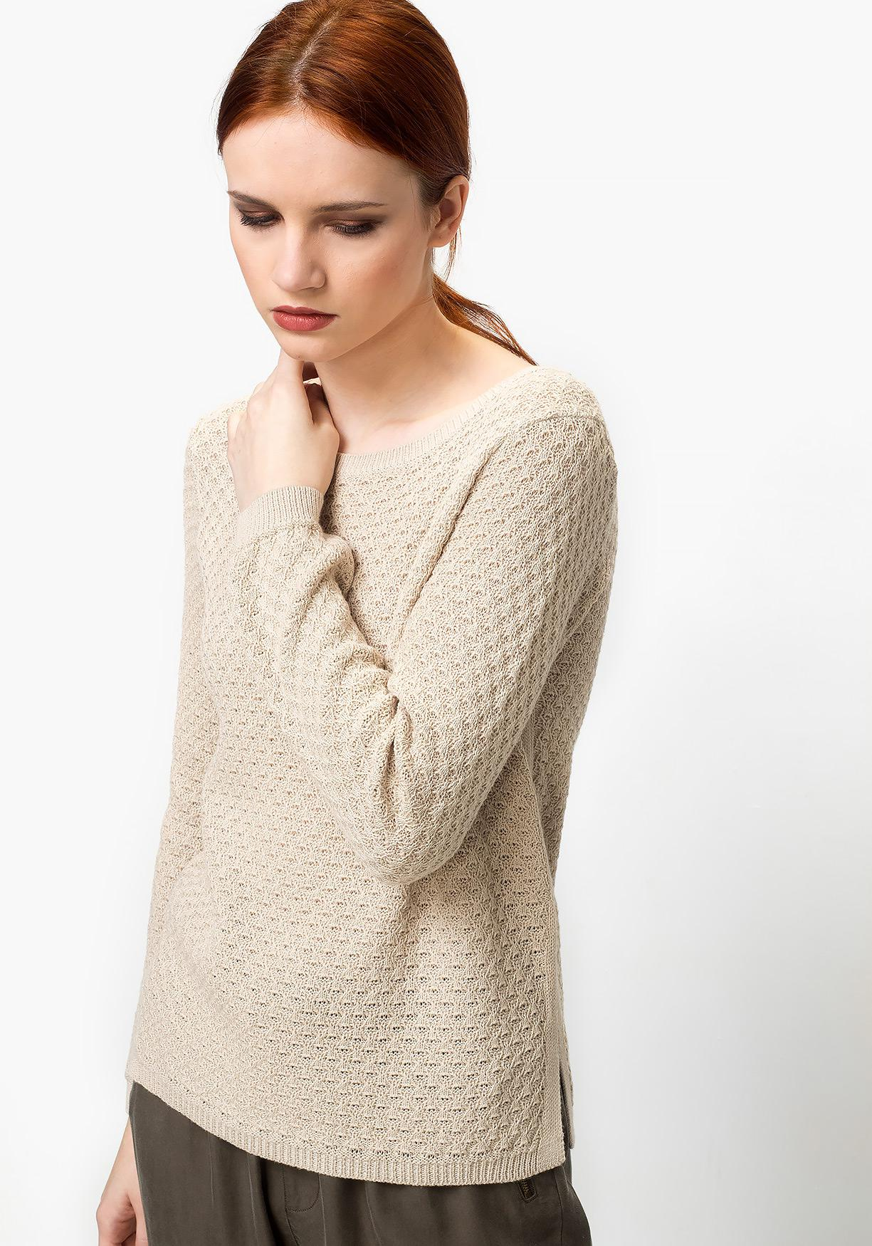 Comprar Jersey de mujer manga larga de punto TEX. ¡Aprovéchate de ... 71701ed2f418